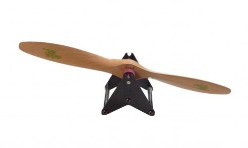 Propellerauswuchtgerät m. Wasserwaage