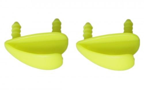 2 Stk. Sidewinder & Hochstarthaken - Gelb