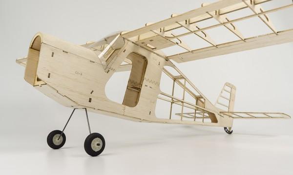 "AeroMax 750mm - ""Old School"" Fliegen ! - Kit"