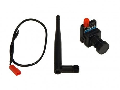 Mini Kamera SET 5.8 Ghz m. integriertem Sender