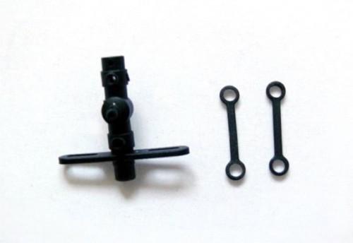 Rotorkopf mit Kupplung f. für ALLE Koaxhelis wie LAMA, Graupner, Revel, Reely, Blade & Co geeignet