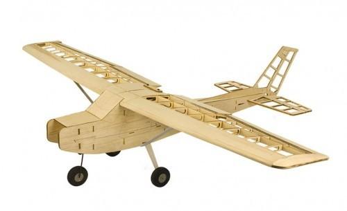 Cessna 152 1200 mm Spw. Balsa KIT