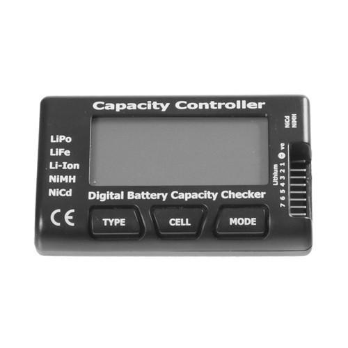Lipo Checker LCD + Alarm/Wächter Funktion