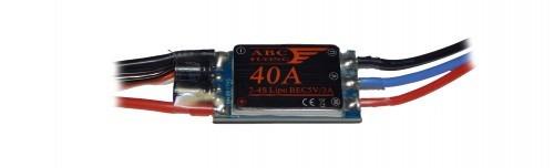 Arkai ABC 40 A Regler 2-4S BEC & VORprogrammiert