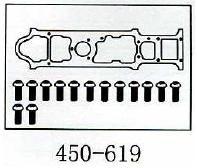 Hauptrahmen Geeignet für ALLE 450er wie T-Rex & Co