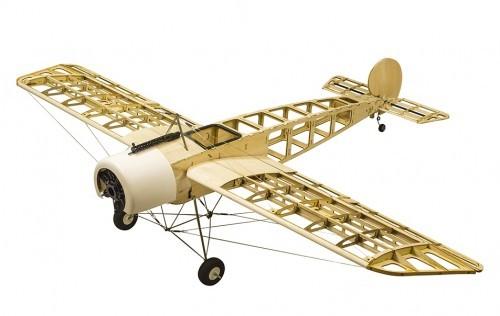 Fokker E, 1520mm, Balsa KIT