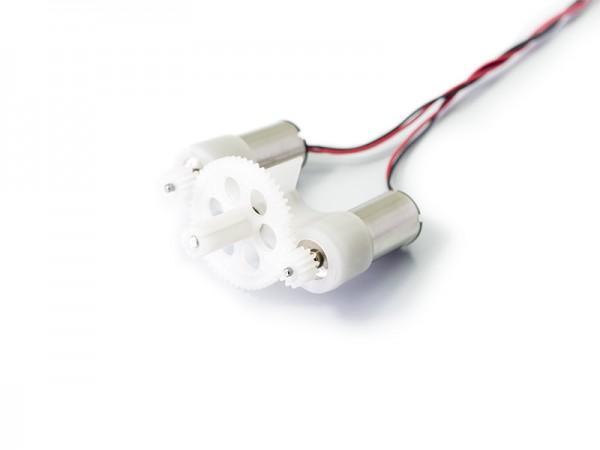arkai Mini Doppel-Brushed-Motor