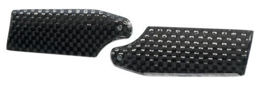 Heckrotorblätter CF-Carbon 62 mm - für Logo, T-Rex, Align, Solo, Mikado, 500 600er