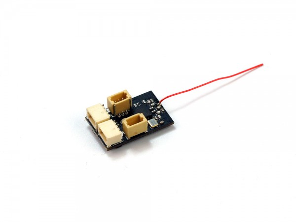 4 Kanal Mini-Empfänger mit 5A/1S-Brushed-Regler