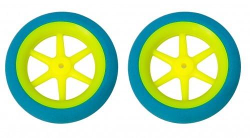 2 STK. SUPERLEICHTreifen 50 mm Durchmesser für Radnaben bis 3 mm