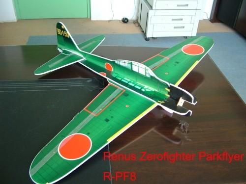 arkai Zerofighter PNP-Version