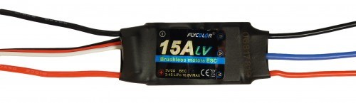 arkai Flycolor 15 A Flugregler Profiline mit BEC