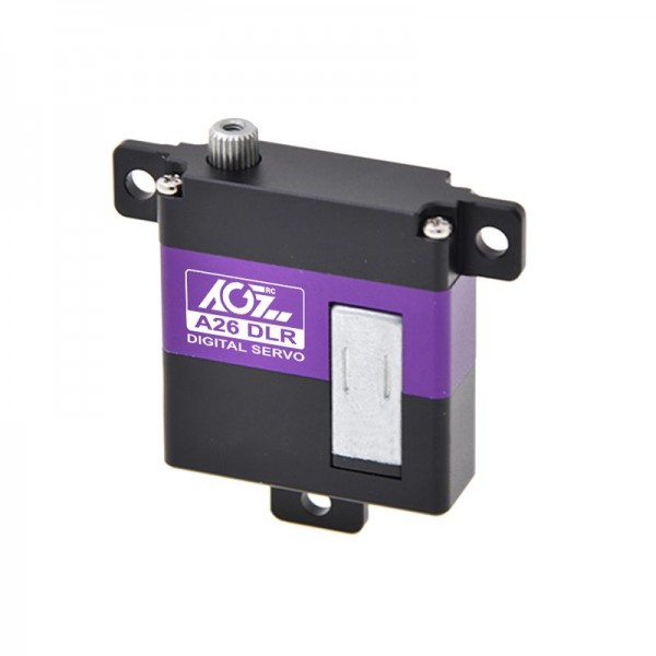 AGF A26-DLR Digitalservo für Flächen, Metallgetriebe, 26g