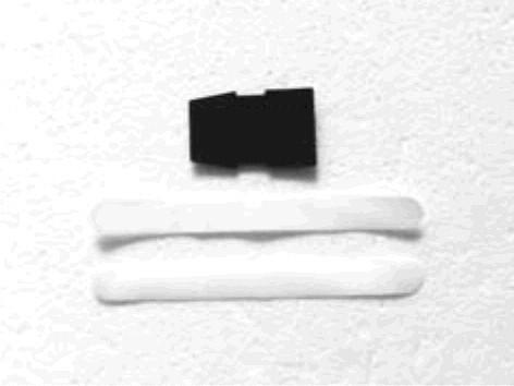 Klettband-Set zur AKKU / LiPo befestigung