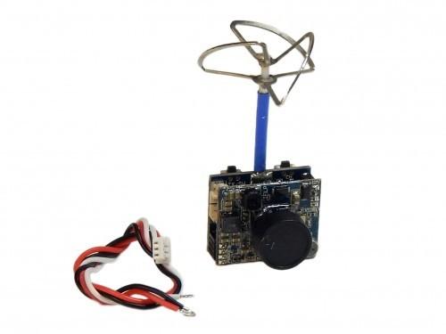 ULTRAmini Kamera SET 5.8 Ghz m. integriertem Sender