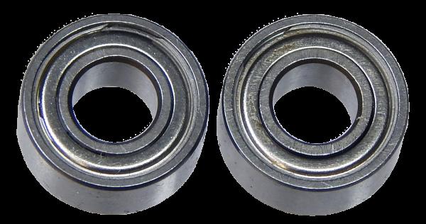 Kugellager 4*8*3 f. für ALLE Koaxhelis wie LAMA, Graupner, Revel, Reely, Blade & Co geeignet