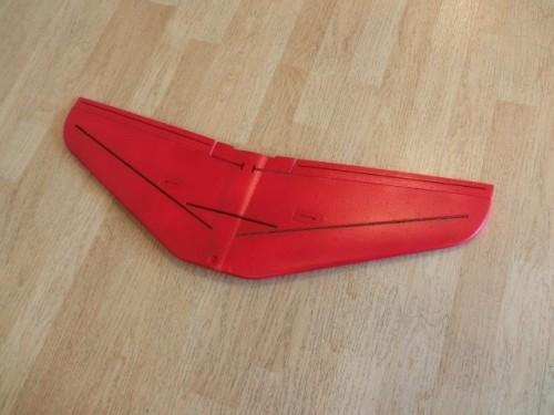Tragfläche für Red Arrows