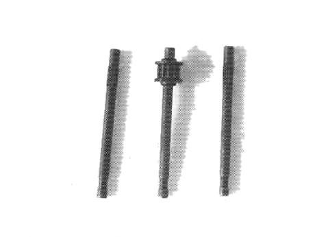 Tail blade main shaft- E-Razor & viele 450er wie T-Rex & Co